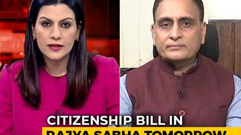 """Since 1947, There Has Been Systematic Genocide Of Hindus"", BJP's Rakesh Sinha"