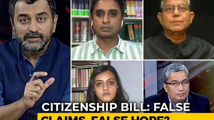 Citizenship Bill: False Claims, False Hope?