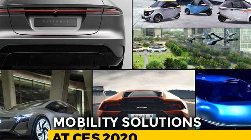 Top 7 Mobility Solutions At CES 2020