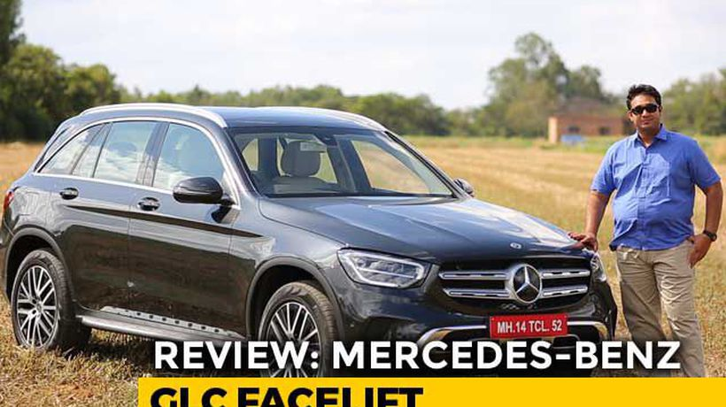 Mercedes-Benz GLC Facelift Review