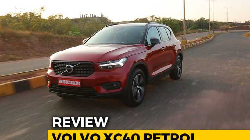 Volvo XC40 T4 R-Design Review