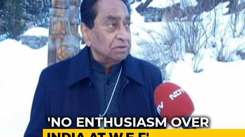 Indian Economy Is Going Down, Says Kamal Nath