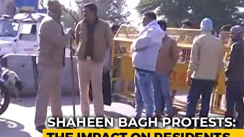 Cops Vs Protesters: Who Is Behind The Roadblocks At Delhi's Shaheen Bagh?
