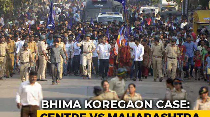 Central Agency NIA Takes Over Koregaon-Bhima Case, Maharashtra Furious