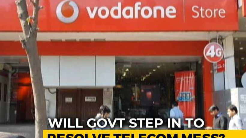 Vodafone Idea Shares Surge On Heavy Volumes