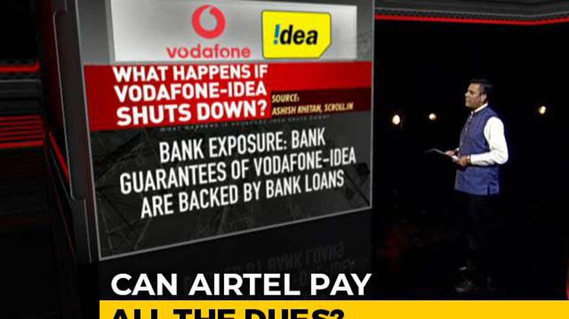 Airtel, Jio To Gain If Vodafone Idea Exits?