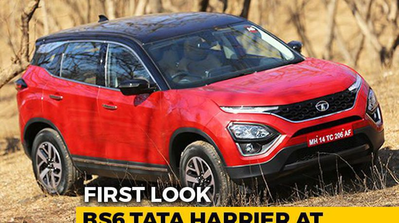 Tata Harrier BS6 Automatic