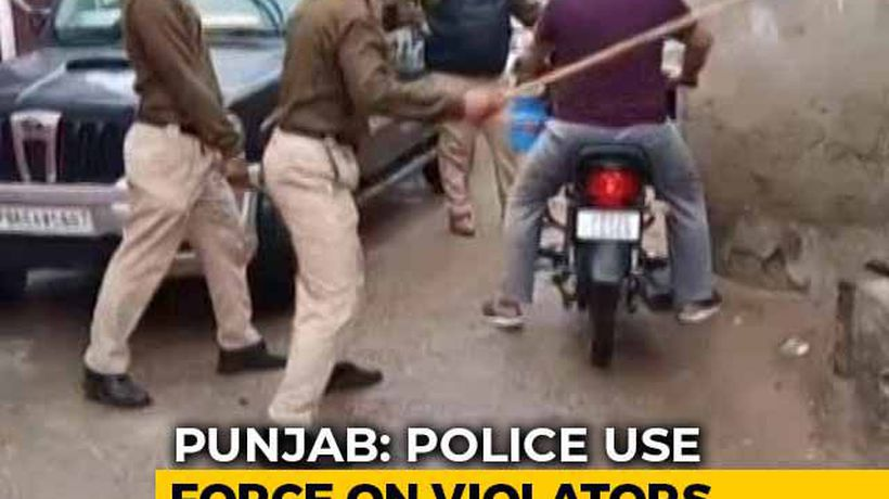 Medical Staff In Punjab Allege Police Action Amid COVID-19, Threaten Strike