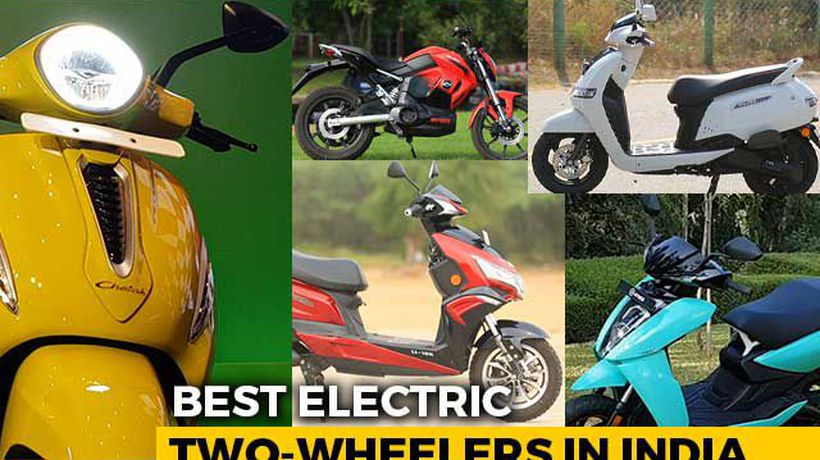 Best Electric Two-Wheelers In India