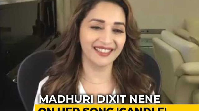 Madhuri Dixit Nene On Her Song 'Candle' Dedicated To Frontline Workers