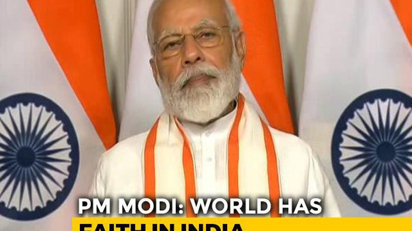 """Made In India, Made For World"": PM Modi's Call To Reduce Imports"