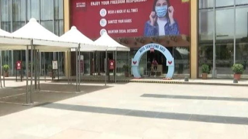 Bengaluru Malls Get Ready To Open - To An Uncertain Response