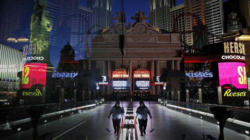 Vegas Casino Offers Cash Bonuses If Enough Workers Get Vaccinated