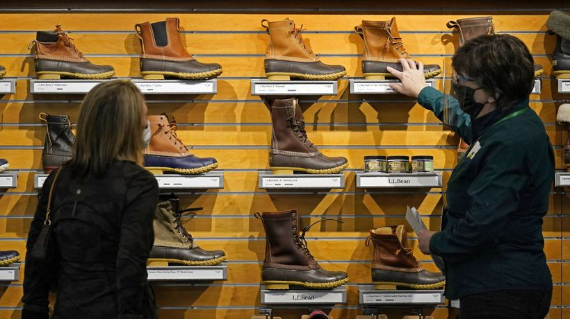 U.S. Retail Sales Spiked 9.8% In March, The Largest Gain In 10 Months