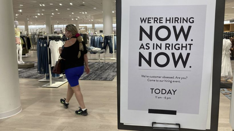 Unemployment Claims Drop For Sixth Straight Week
