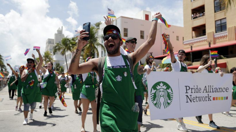 Pride Is Good For Business. But Is Business Good For Pride?