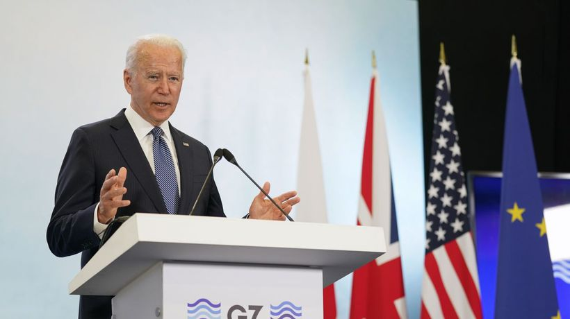 G-7 Summit Wraps Up With Pledges on COVID, Economic Initiatives