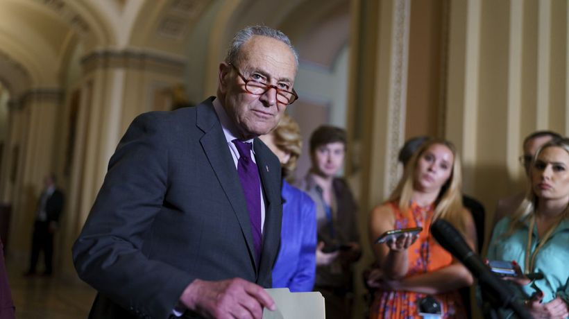 Schumer To Meet With Senate Budget Committee