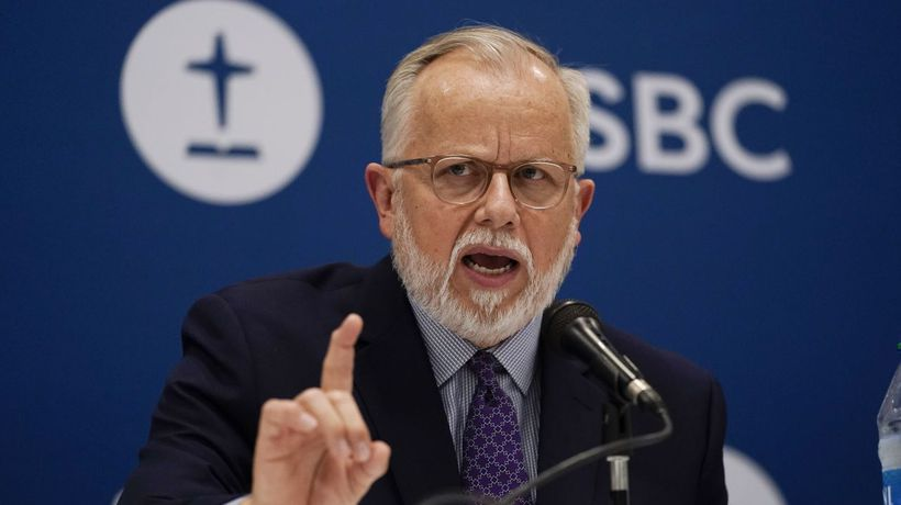 Southern Baptist Convention Elects Ed Litton As New President
