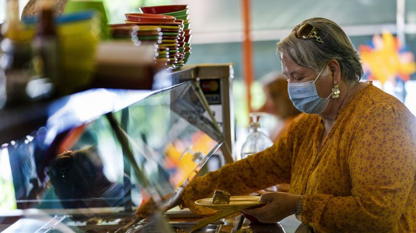 CDC Facing Questions Over Mask Guidance As Breakthrough Cases Rise