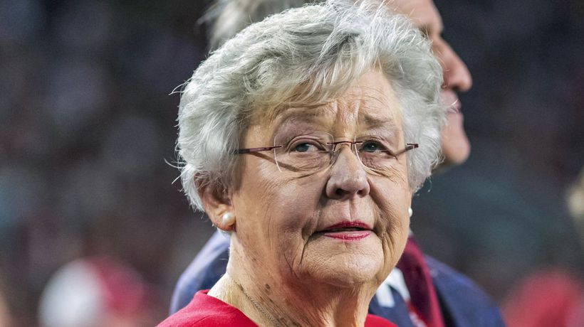 Alabama Governor Kay Ivey Blames Unvaccinated Residents