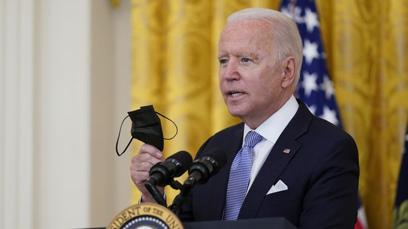 Pres. Biden Sets Strict Guidelines For Unvaccinated Federal Workers