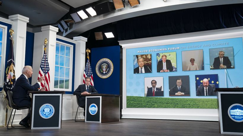 World Leaders Try To Hammer Out Next Steps On Climate Change
