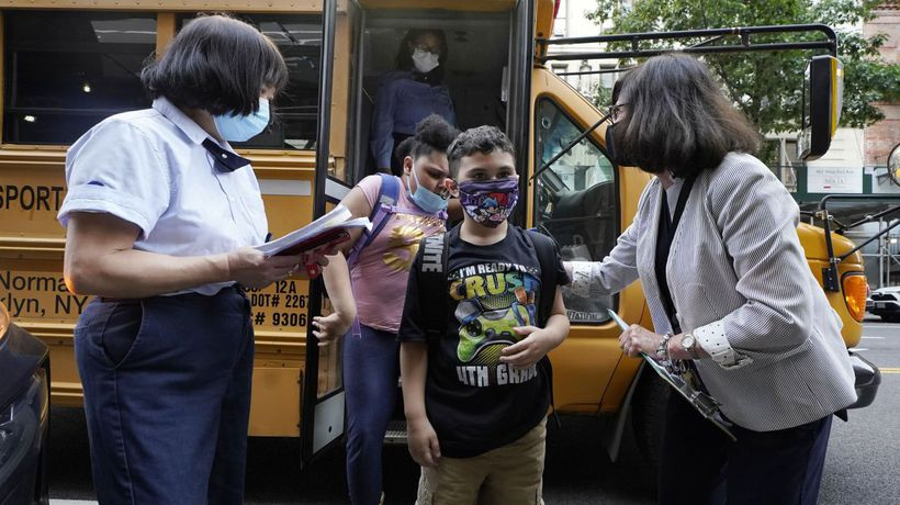 NYC Public Schools To Conduct Weekly COVID-19 Tests On Students