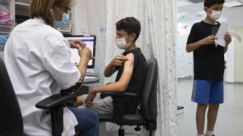 White House Details Plans For Vaccinating Kids Ages 5-11