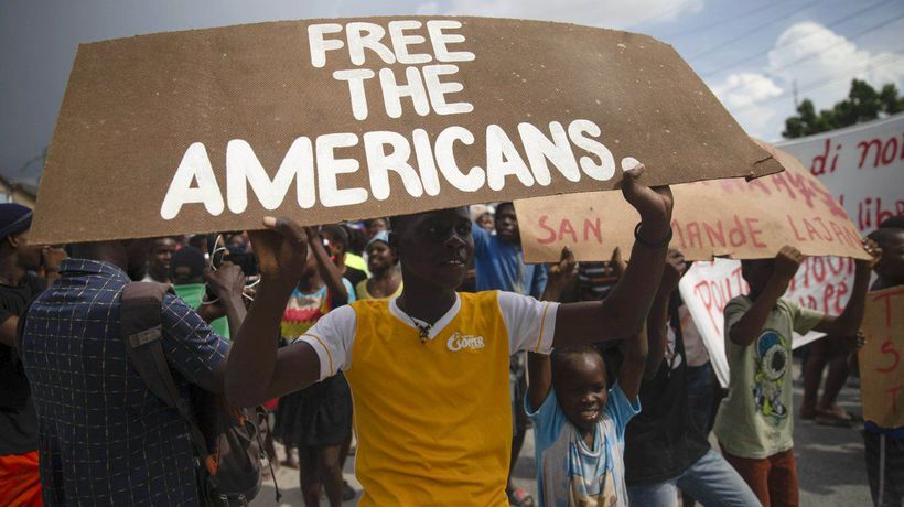Day 5 Of Haiti Kidnapping As U.S. Says It Won't Pay $17M Ransom