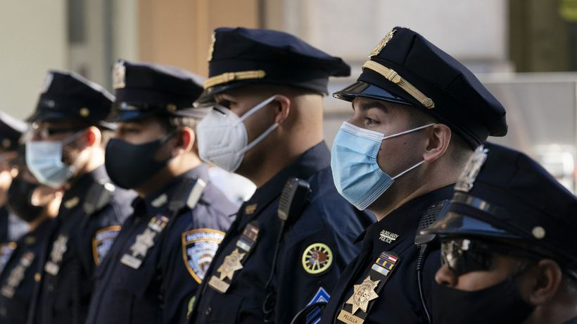 Some Law Enforcement Refusing To Comply With Vaccine Mandates