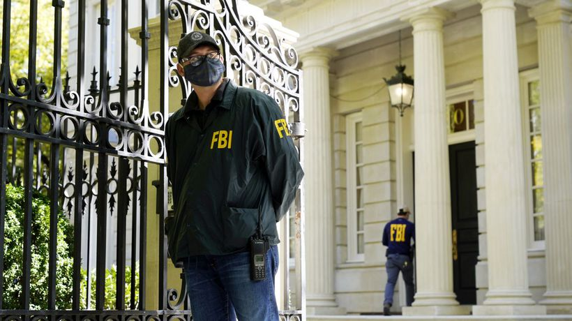 FBI Raids Homes Of Russian Oligarch With Ties To Putin