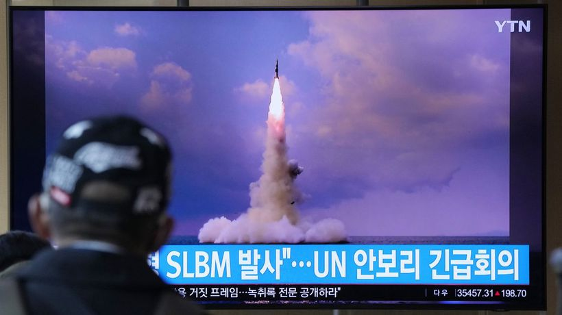 China, North Korea Test New Weapons To Deter U.S. Missile Defenses