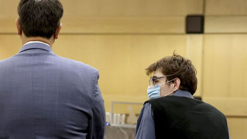 Parkland School Shooting Suspect Pleads Guilty On All Counts