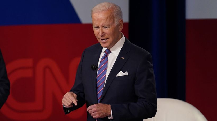 Pres. Biden: First Responders Should Be Let Go For Refusing Vaccine