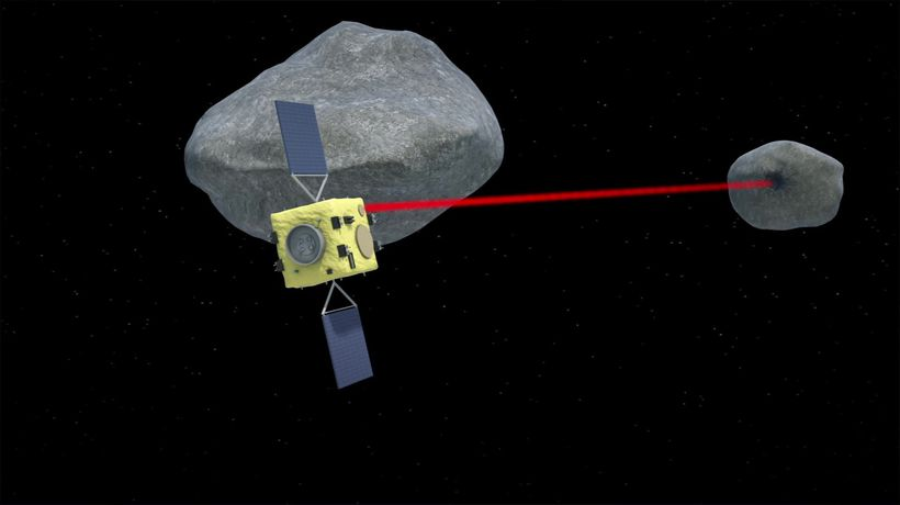 ESA unveils plans to explore binary asteroid