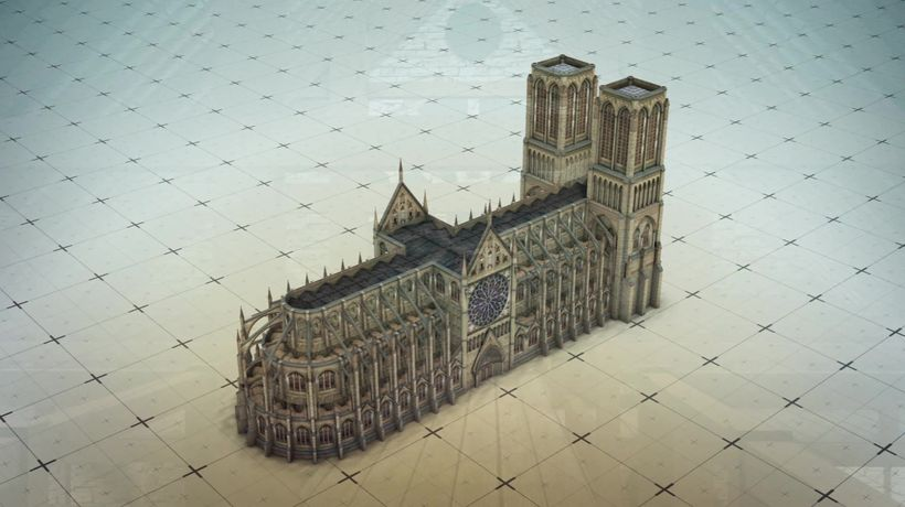 France to rebuild the Notre Dame Cathedral