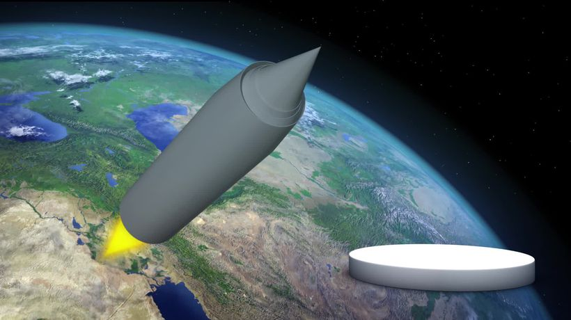The World's first air-breathing rocket