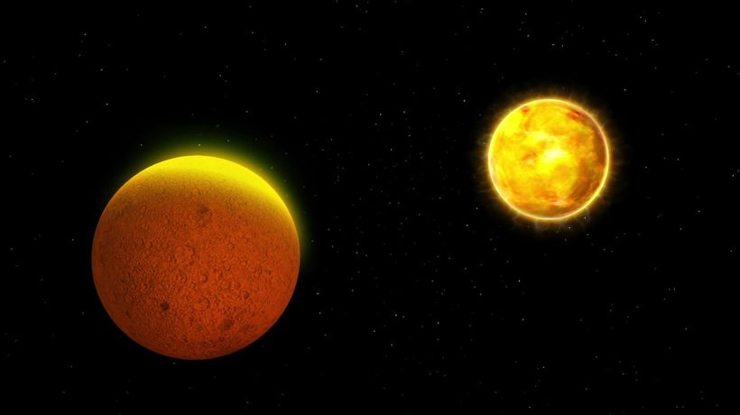NASA telescope discovers earth-sized exoplanet