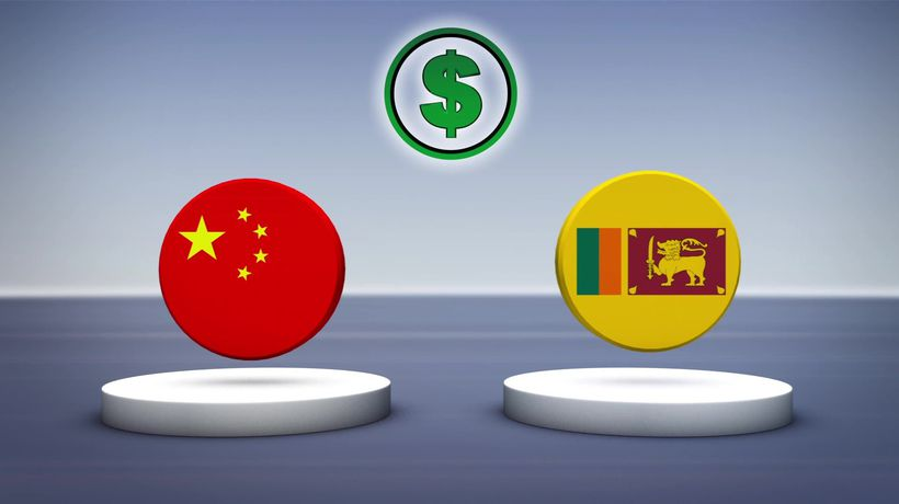 China to fund Sri Lankan mega project