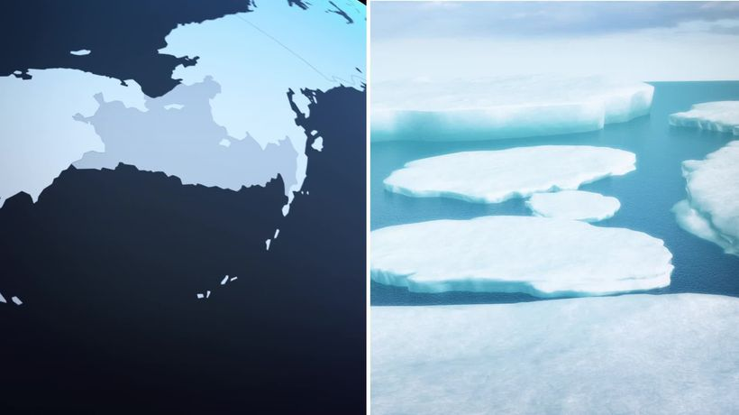 Bering Sea ice receding alarmingly: Report