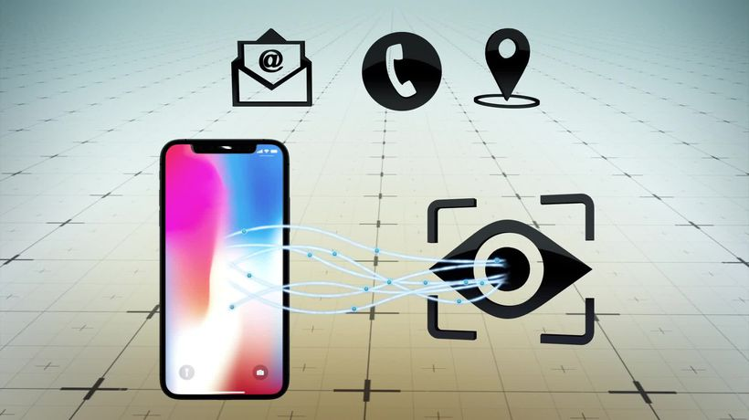 iPhone apps use hidden trackers to share data without users' consent