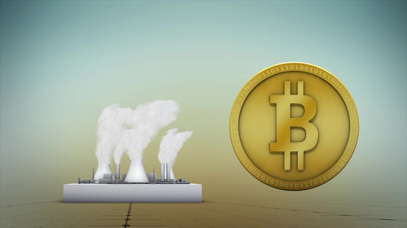 Cryptocurrency mining could be contributing to climate change, study finds
