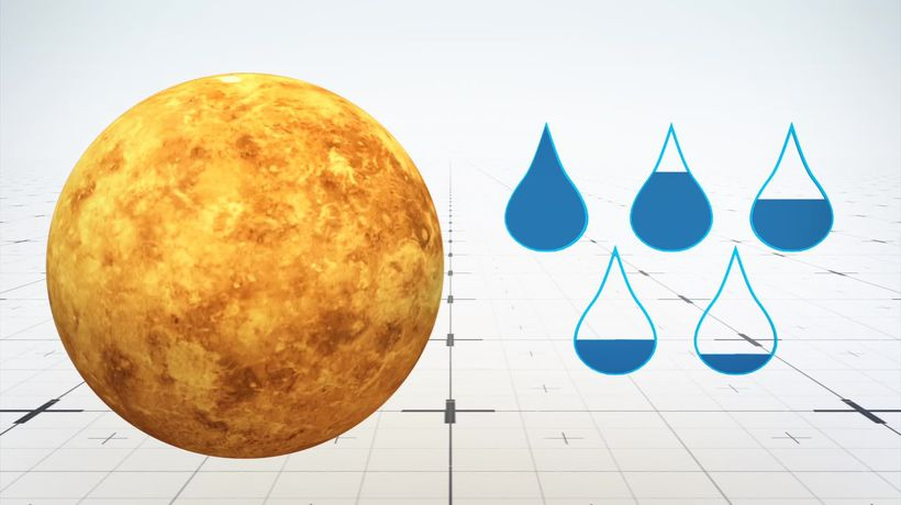 Venus may have been habitable for billions of years
