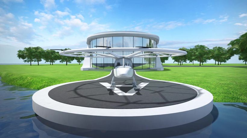 Electric air taxi port to be unveiled in Singapore