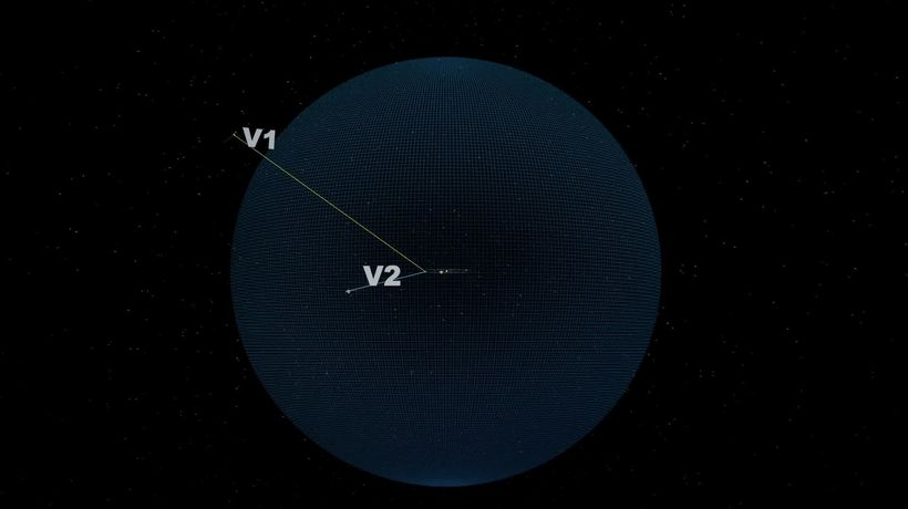 Voyager 2 detected high temperatures and gaps in the heliopause sphere: NASA
