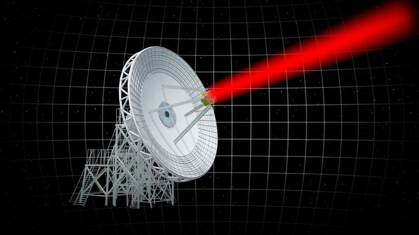 NASA to use lasers space communication