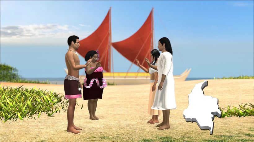 Genetic analysis suggests contact between Polynesians and South Americas before Columbus: study
