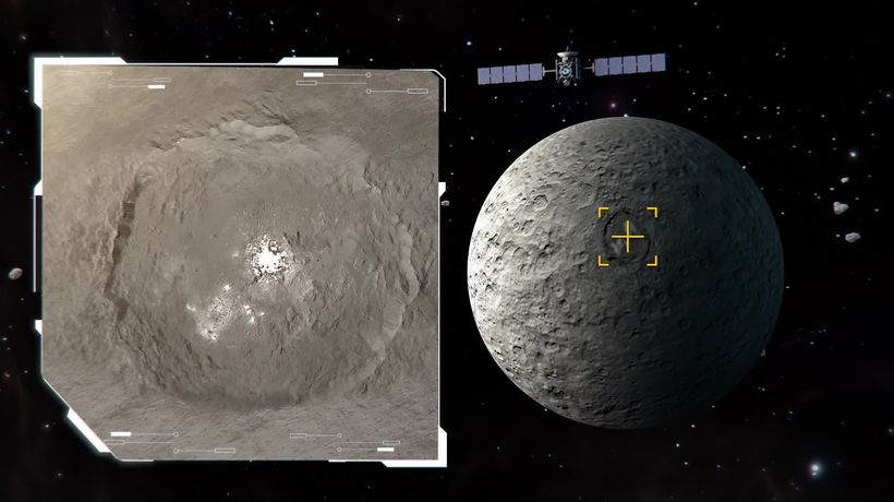 Dwarf planet Ceres is an ocean world: scientists
