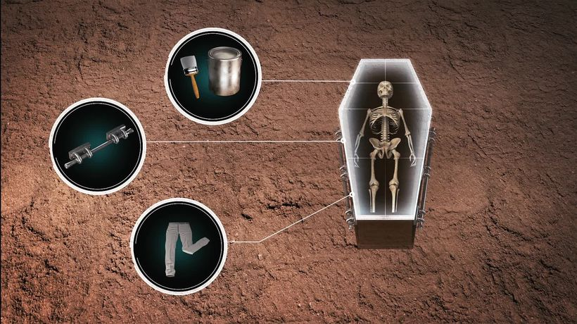 'Living coffin' made from fungus turns your body into compost